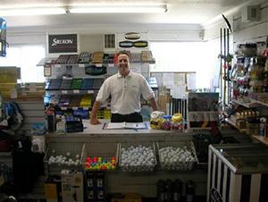 Pro Shop Alsy